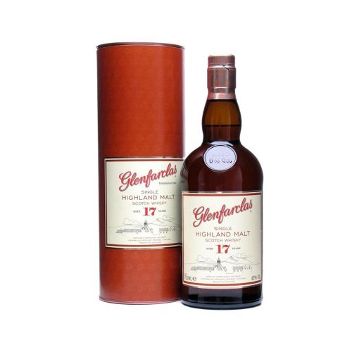 Glenfarclas 17 Jaar Hightland single malt 0,7 Ltr